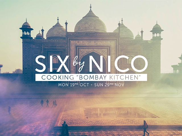 JOURNEY TO BOMBAY KITCHEN AT SIX BY NICO BELFAST
